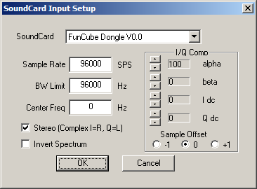 What to expect from your FCD | FUNcube Dongle
